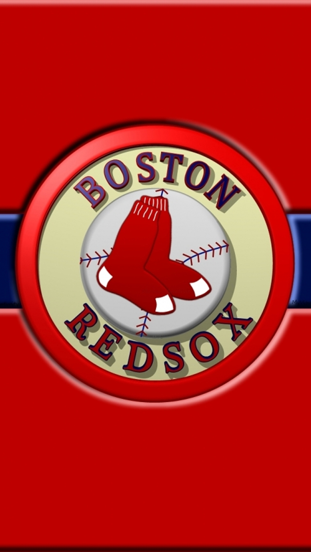pics photos boston red sox black background iphone wallpaper
