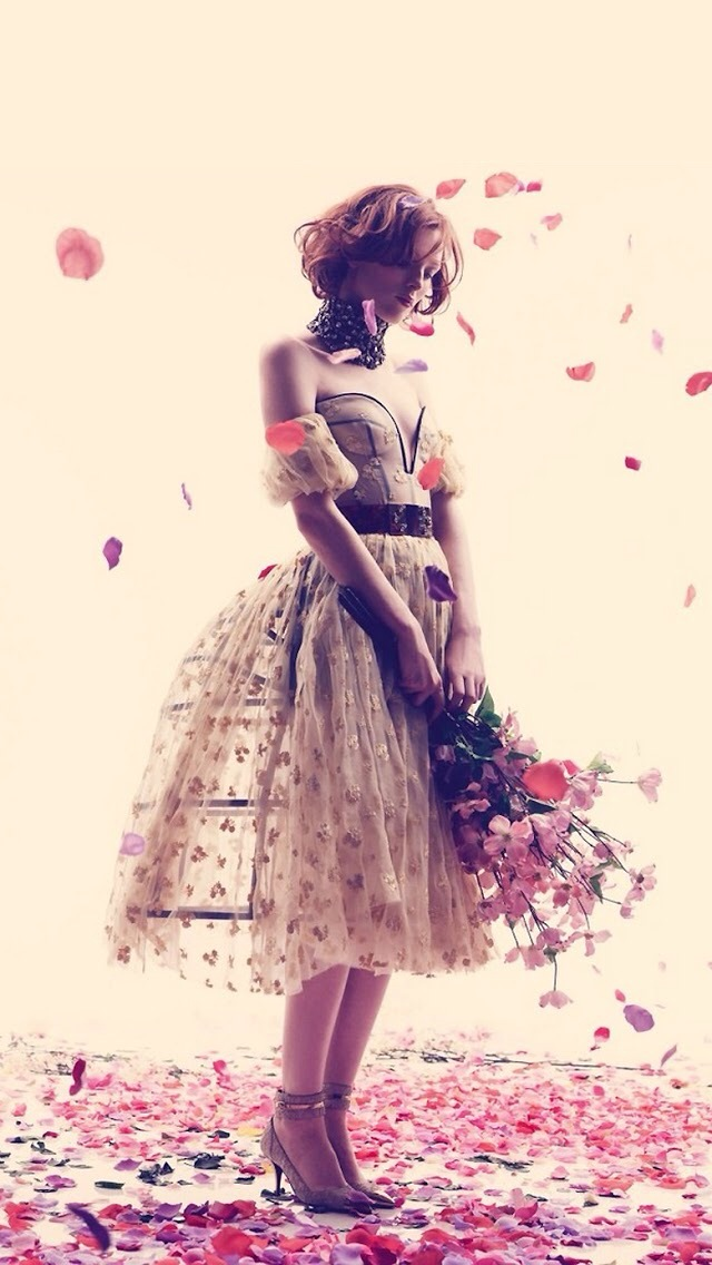 Iphone 5 wallpaper for Fashion style wallpaper